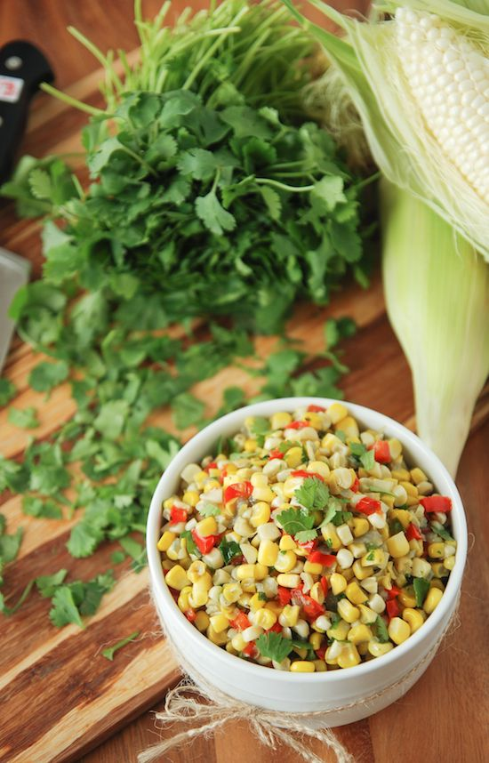 vegetables, corn, red bell pepper, red onion, jalapeno, side dish, healthy, diet