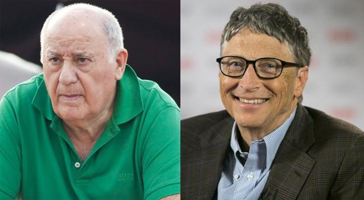 Amancio Ortega Bill Gates swap places as world's richest man NEW YORK :   Zara founder Amancio Ortega overtook Bill Gates as the richest man in the world on Wednesday after shares of his retail giant Inditex jumped 2.5% and boosted his fortune by $1.7 billion in a single day. But by Friday morning at 10 a.m. Inditex shares had dipped 2.8% knocking Ortegas net worth down to $77.8 billion. Gates was again the richest man on Earth a title he has held for 17 of the last 22 years. Forty-five…