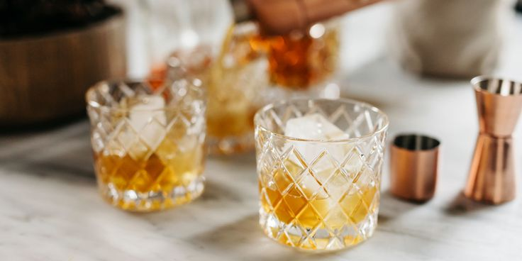 How to Make a Rusty Nail - Esquire.com