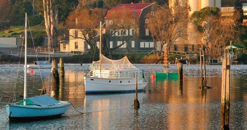 Tamar River Launceston Tasmania Australia