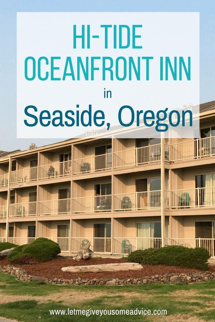 Coastal Adventures In Seaside Oregon