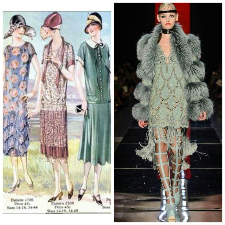 1920 - Jean Paul Gaultier - Primavera 2012
