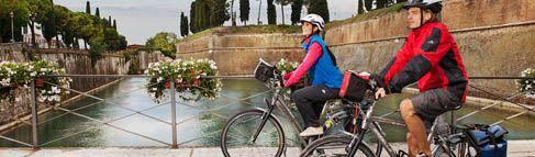 River Mincio Cycle Route