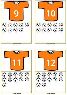 Voetbal downloads » Juf Sanne