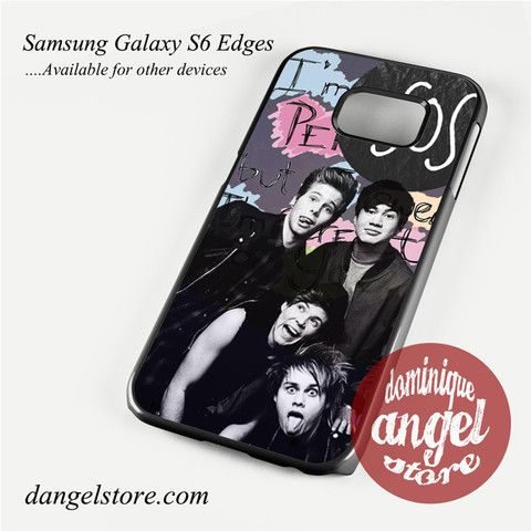 5seconds of summer Phone Case for Samsung Galaxy S3/S4/S5/S6/S6 Edge