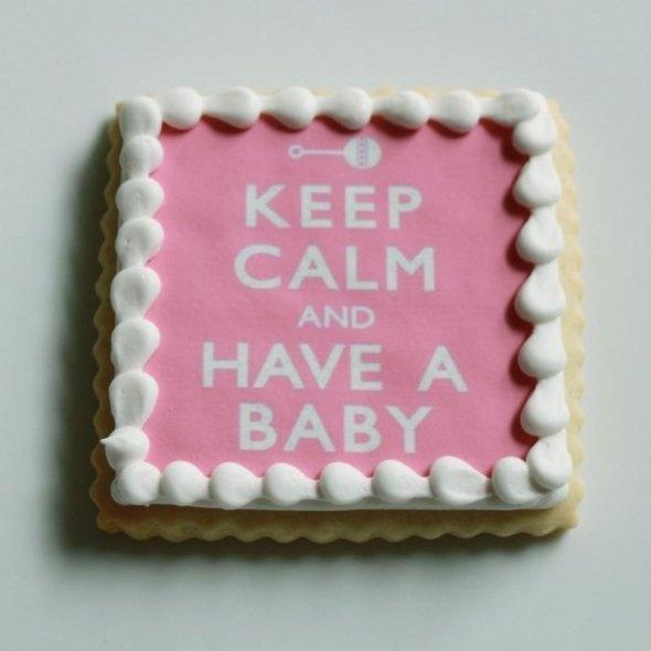 ideia fofa para chá de bebê!: Chá De, Cookie Favors, Baby Shower Favors, De Bebê, Favors Idea, Baby Showers Favors, Keep Calm, Baby Cookies, Cookies Favors