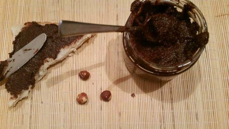 Gold Candy Floss: Vegane Nutella - DIY