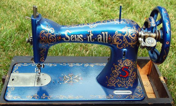 Vintage Sewing Machine Transformations - The Sewing Loft