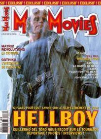 Mad Movies n°158, novembre 2003. LES FILMS : Hellboy. Kill Bill. Matrix Revolutions. Gothika. Zatoichi. S.W.A.T. Le Monde de Nemo. Alien. Flesh for the Beast. Slashers Dossiers Hellboy & Kill Bill.   Suite carrière John Phillip Law
