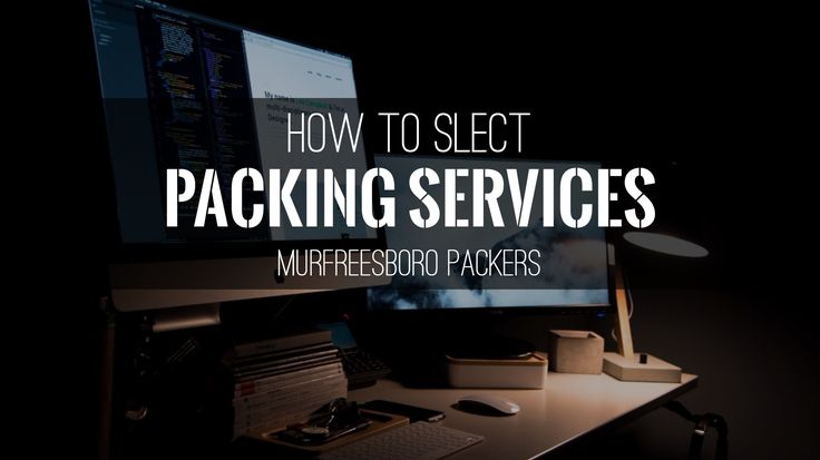 Packing's not for everyone. Leave it to the professionals at All My Sons Murfreesboro we have an experienced staff with the best packing services around.