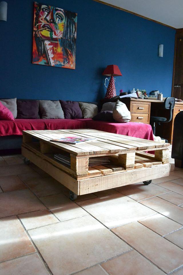 152 best images about palettes meubles et d co on. Black Bedroom Furniture Sets. Home Design Ideas