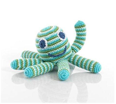 Pebble Hathay Bunano - Octopus Deep Green.