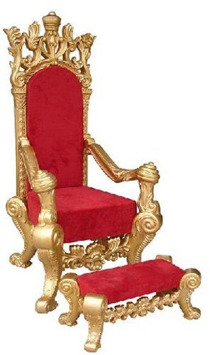 Golden Santa Chair and Foot Rest [DS 55-1009] Santa Accessories http://www.amazon.com/dp/B00EZWD254/ref=cm_sw_r_pi_dp_ZcSevb1S5WWYA