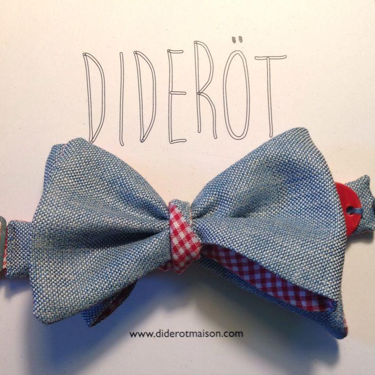 Diderotmaison bow tie - Noeud papillon - DA21