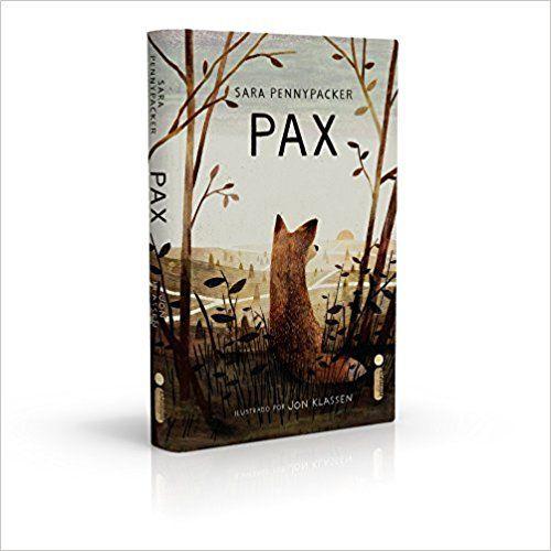 Peter e sua raposa são inseparáveis desde que ele a resgatou, órfã, ainda filhote. Um dia, o inimaginável acontece: o pai do menino vai servir na guerra, e o obriga a devolver Pax à natureza.