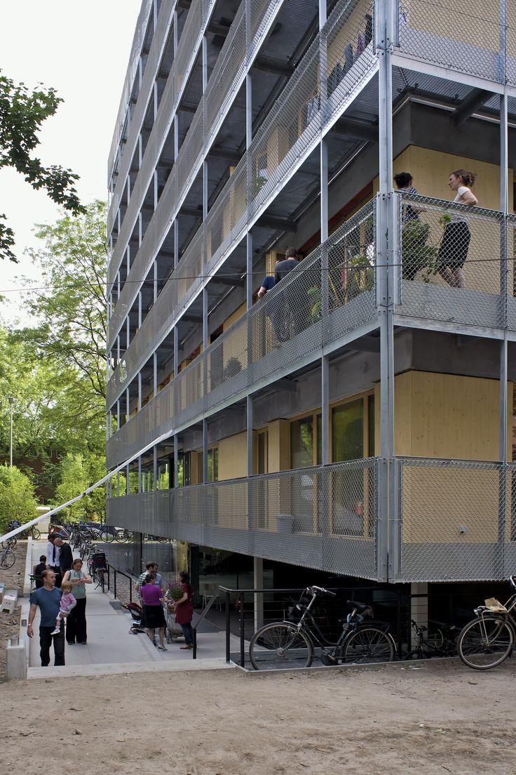 Gallery - R50 – Cohousing / ifau und Jesko Fezer + HEIDE & VON BECKERATH - 8