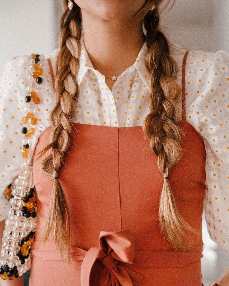 "ANIAM on Instagram: ""Antes de que se me rompiera el jumper✨🤰🏽👶🏼"" Braided Hairstyles, Jumper, Crochet Necklace, Braids, Instagram, Hair Styles, Fitness, Beauty, Fashion"