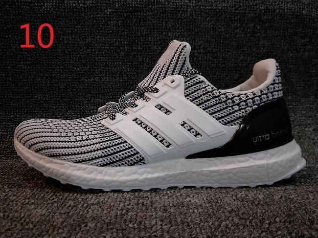 buy online be77f a7b0a Ultra Boost 3.0 4.0 Triple Black And White Primeknit Oreo ...