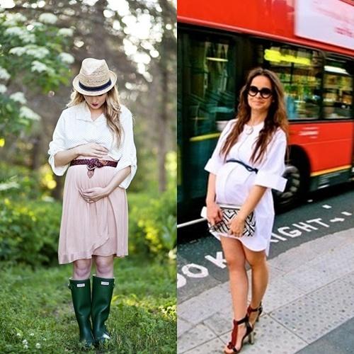 pregnant style Maternity Fashion