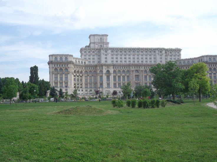 Palatul Parlamentului, Bucharest