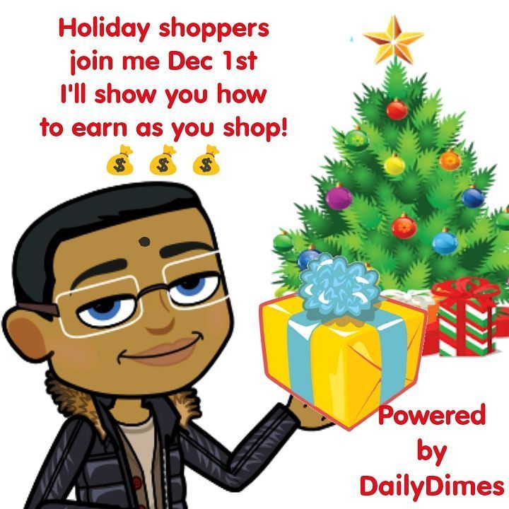 Get READY holiday shoppers!!! Webinar link coming soon.  #DailyDimes #ItPays2Save #entrepreneur #LADiamonds #blackentrepreneur #Business #workfromhome #Wealth #rich #opportunity #LiveYourLife #life #freedom #vision #integrity #successful #success #31daysofpursue #makemoneywhileyousleep #makemoneyonline #ontario #california #losangeles #makemoneywithme #BuildYourLegacy #rise