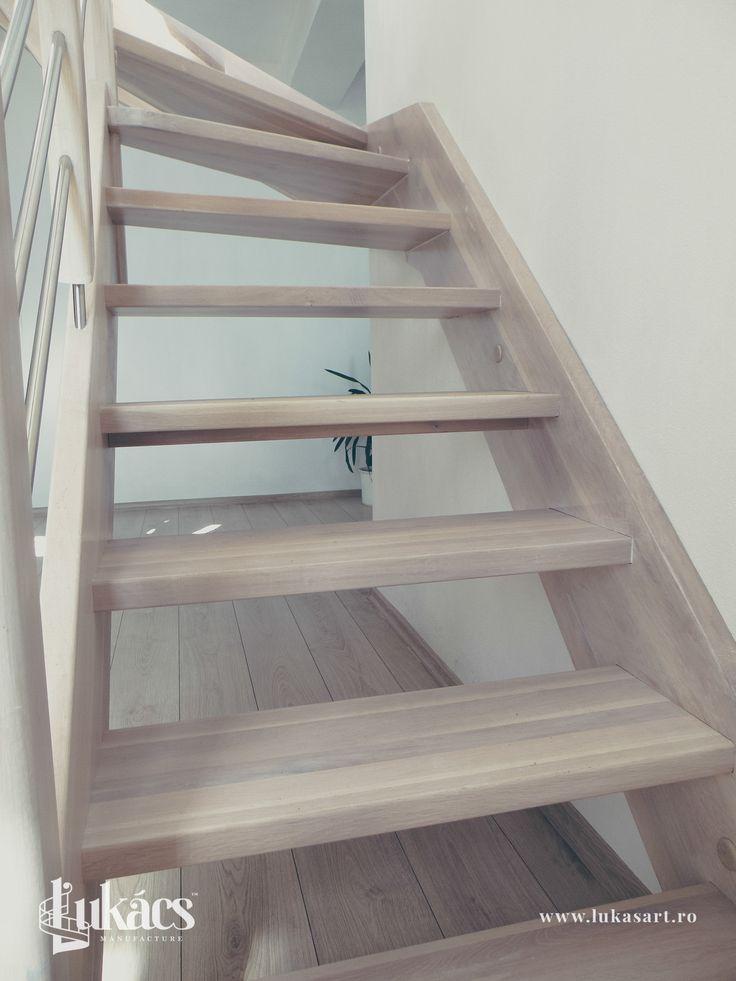 Handmade Wooden Stairs