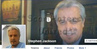 STEPHEN JACKSON...Pictures well used in Romance Scamming.  #Facebook #romance #scam #scammer https://www.facebook.com/LoveRescuers/posts/609810695852028
