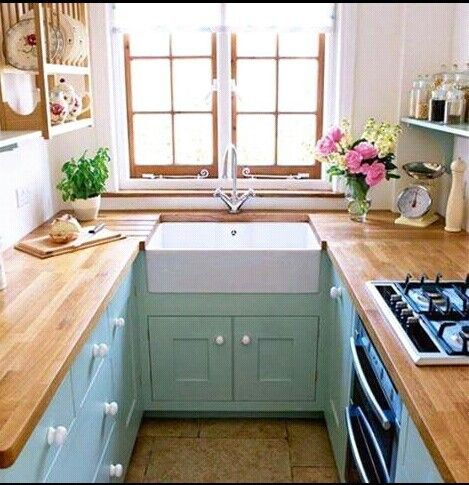 Good for a small space kitchen!