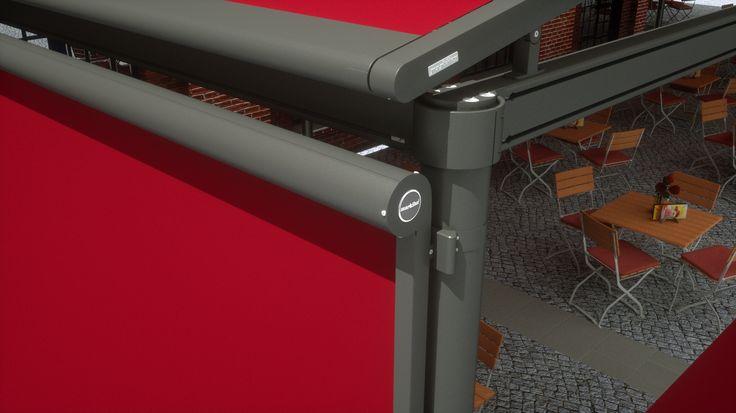 Σύστημα σκίασης Markilux RS2