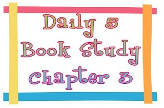 Seusstastic Classroom Inspirations: Daily 5 Chapter 3 Book Study