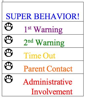 hierarchy of student consequences | Howard County Public School System © 2009 -- Howard County, Maryland