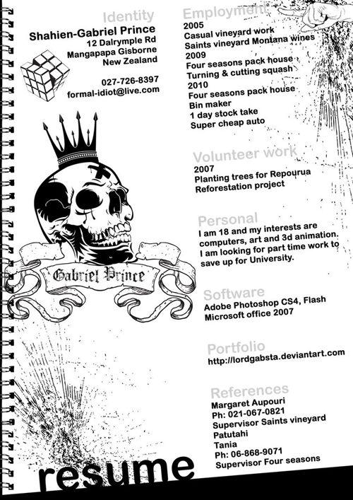 15 best resumes images on Pinterest Creative cv, Creative resume - flash animator sample resume
