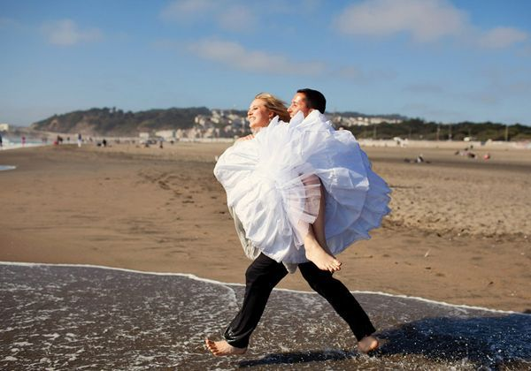 Trash the dress - Picture by Daniel Usenko
