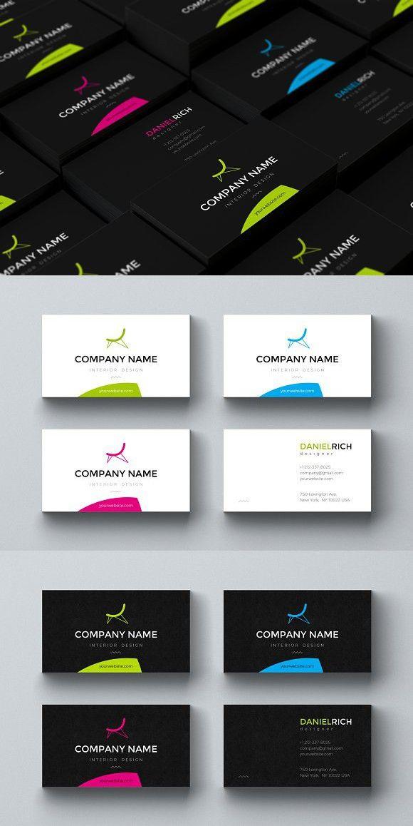 Daniel Business Card Template Business Card Template Business