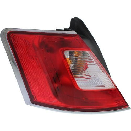 2010-2012 Ford Taurus Tail Lamp LH, Assembly, Limited/sho Models