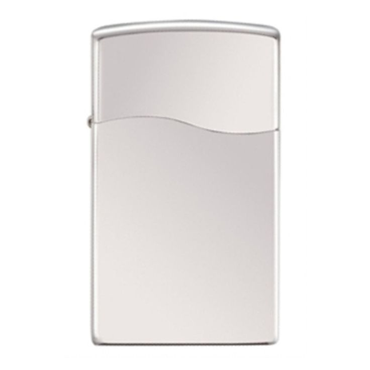 Zippo Blu 2 High Polish Chrome Butane Lighter