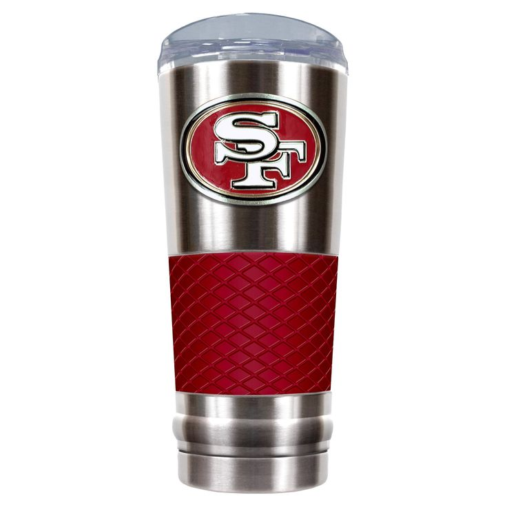 NFL San Francisco 49ers NFL Draft 24oz Vacuum Insulated Tumbler