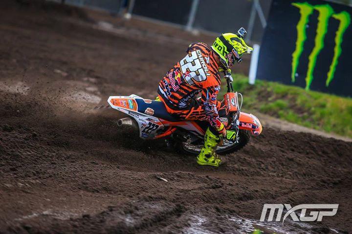 Antonio cairoli MXGP 2015