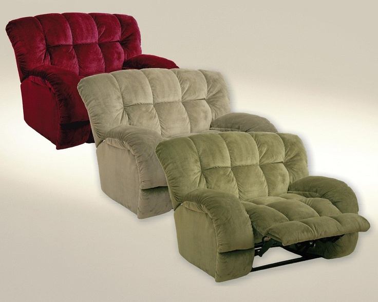 Catnapper 4001 Softie Cuddler Chaise Recliner Bordeaux