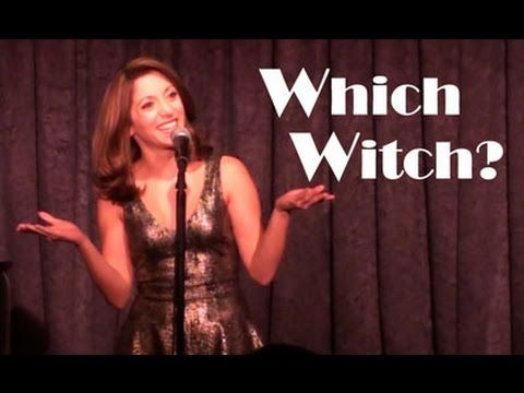 Talented Christina Bianco wonders How would other stars than Meryl Streep do cast as the Witch in Into The Woods?