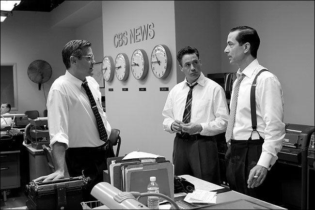"Top 5 des rôles mémorables de Robert Downey Jr: # 5 – Joe Wershba dans ""Good Night, and Good Luck"" (2005) | WATTS AT THE MOVIES"
