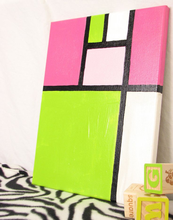 abstract painting for kids - Google Search