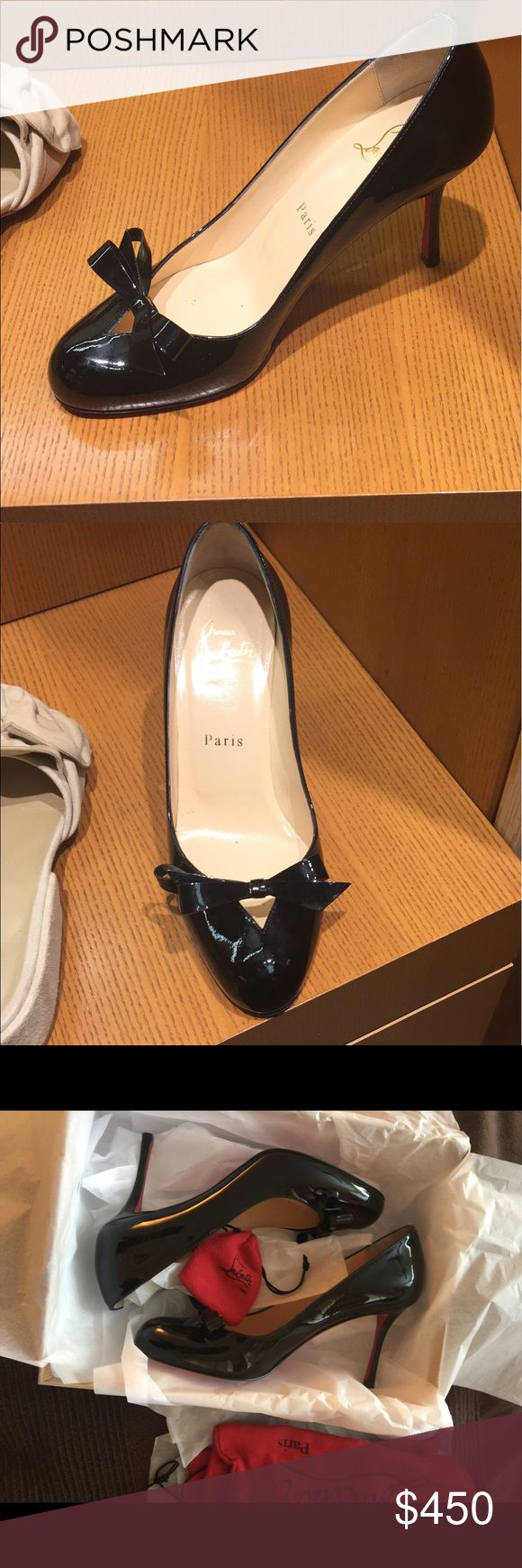 Christian Louboutin  Shoes Brand new. Size 6true to size. Price firm. Original 745 $ + tax Christian Louboutin Shoes
