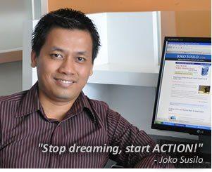 Kiat Sukses Menekuni Bisnis Online di Internet