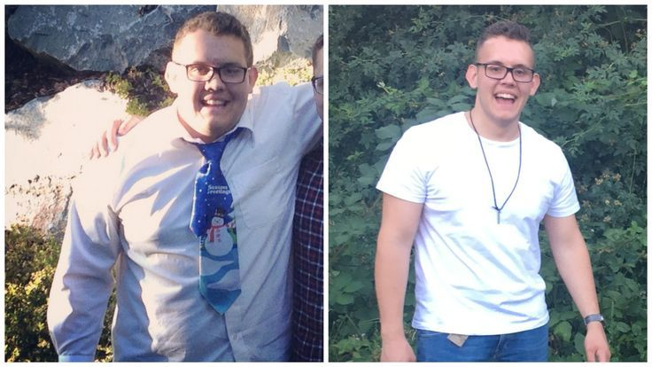 We LOVE when we see transformation stories from within! Check out our IdealShaper Caleb  who some of you have probably spoken to on our amazing Customer Service Team! He lost 73 lbs!!  To get your transformation  check out the IdealPlan:  www.idealshape.co...   When I was in high school I was a football player. During the second game of my senior year  I felt a pop in my right hip that made it so I was unable to walk off the field. I found out I had Hip Dysplasia and needed surgery. I ..