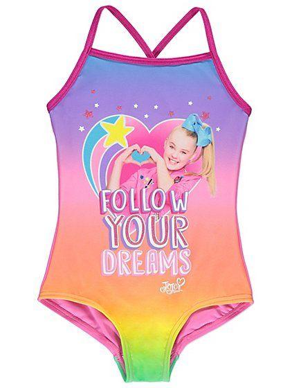 5317e36ef4 JoJo Siwa Follow Your Dreams Swimsuit in 2019   jojo   Jojo siwa ...
