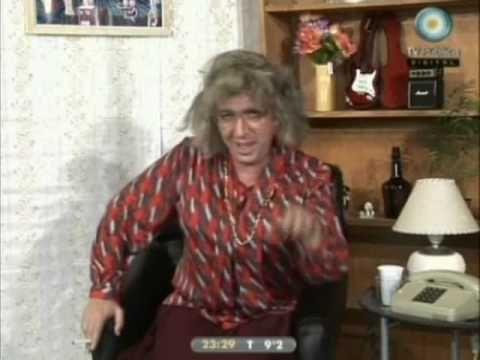 Peter Capusotto - Violencia Rivas, Cantante Pre-Punk (5)