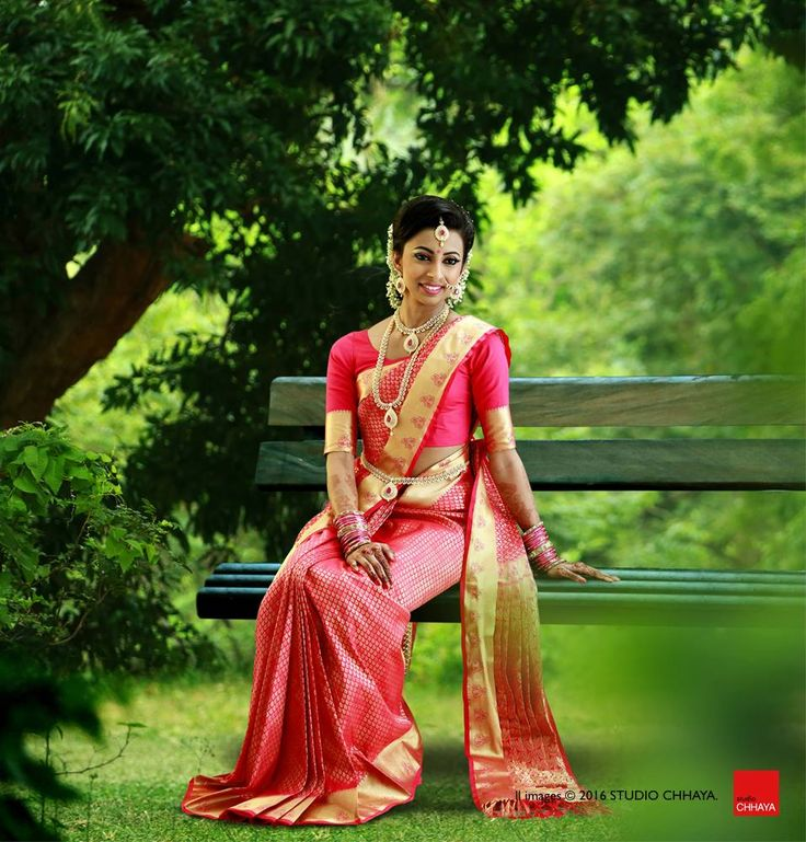 Tamil Bride Hairstyle: 490 Best South Indian Brides Images On Pinterest