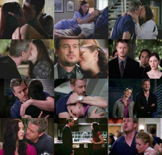 grey anatomy lexie quote how did i get myself in this situation again   Mark Sloan and Lexie Grey (Grey's Anatomy)