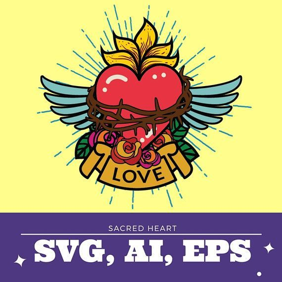 Sacred Heart SGV         Printable art is the easy, fast and affordable.